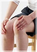 膝痛・変形性膝関節症でお困りの方のイメージ